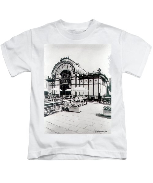 Cafe De Carl Kids T-Shirt