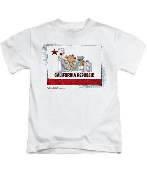 California Is Sick Kids T-Shirt