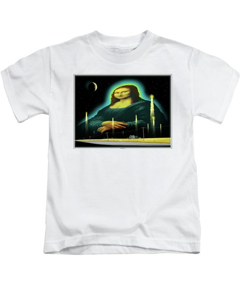 Candles For Mona Kids T-Shirt