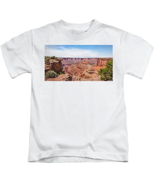 Canyonlands Near Moab Kids T-Shirt