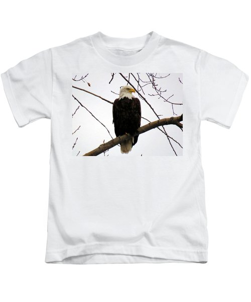 Cape Eagle Kids T-Shirt