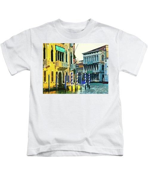 Ca'rezzonico Museum Kids T-Shirt
