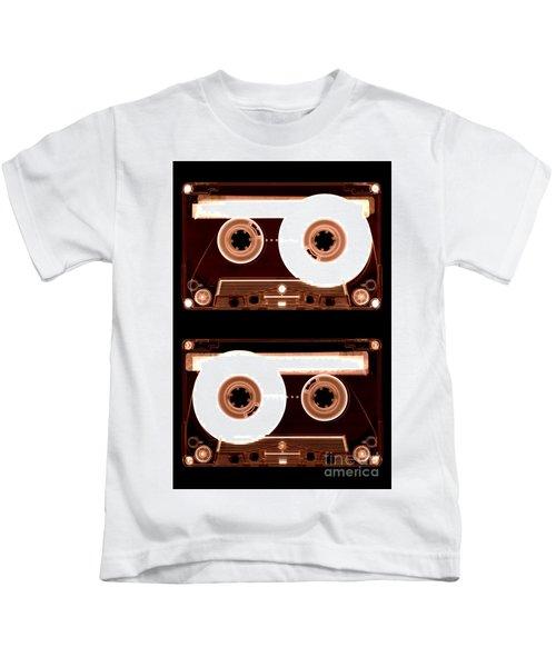 Cassette Tapes Kids T-Shirt