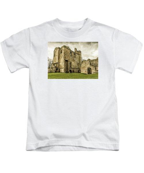 Castle Of Ashby Kids T-Shirt