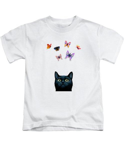 Cat 606 Kids T-Shirt