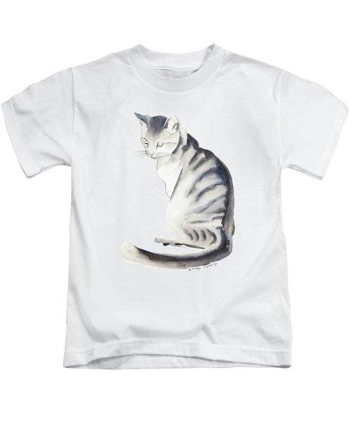 Cat Art I Kids T-Shirt