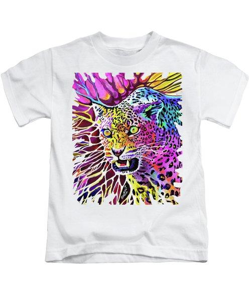 Cat Beauty Kids T-Shirt