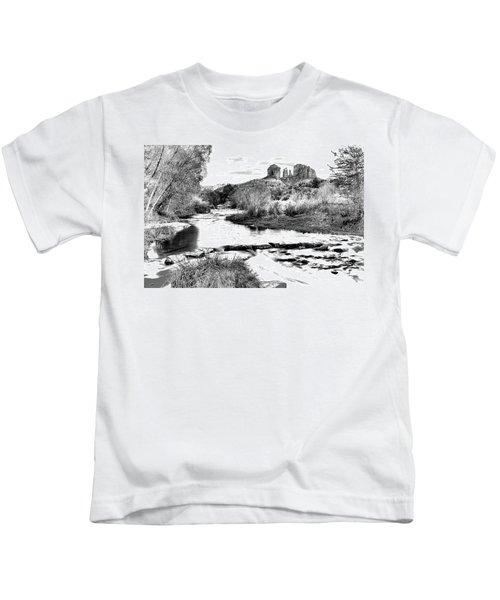 Cathedral Rock Kids T-Shirt