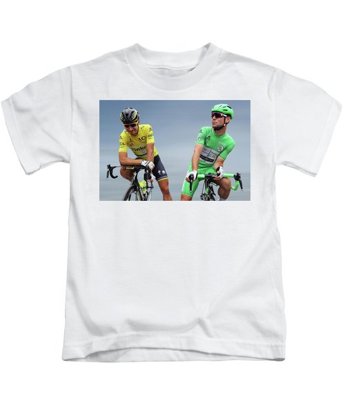 Cavendish V Sagan 1 Kids T-Shirt