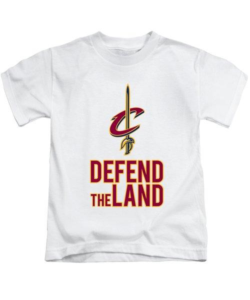 Cavs1 Kids T-Shirt
