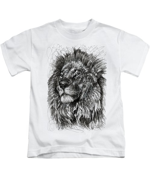 Cecil The Lion Kids T-Shirt