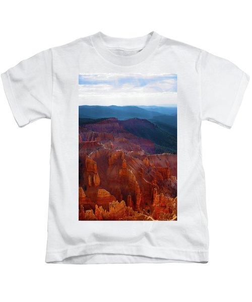 Cedar Breaks Brilliance Kids T-Shirt