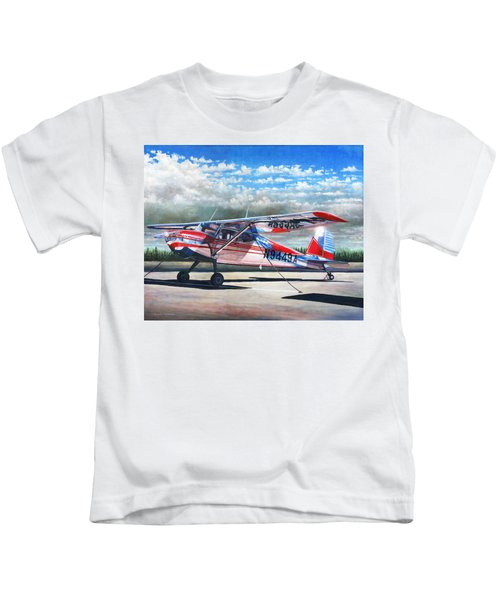 Cessna 140 Kids T-Shirt