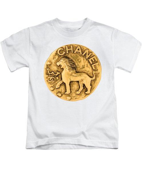 Chanel Jewelry-1 Kids T-Shirt
