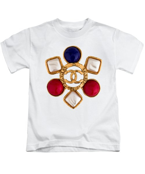 Chanel Jewelry-14 Kids T-Shirt
