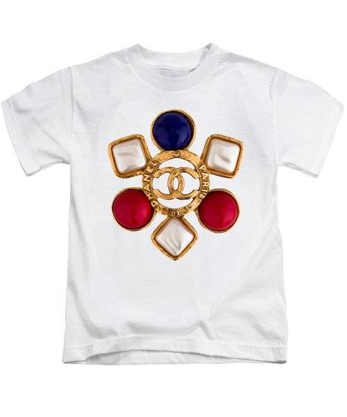 Chanel Jewelry-14 Kids T-Shirt
