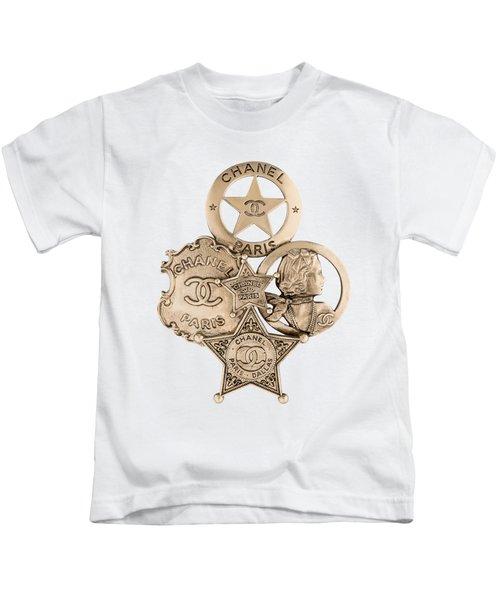 Chanel Jewelry-16 Kids T-Shirt