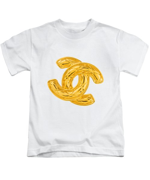 Chanel Jewelry-4 Kids T-Shirt