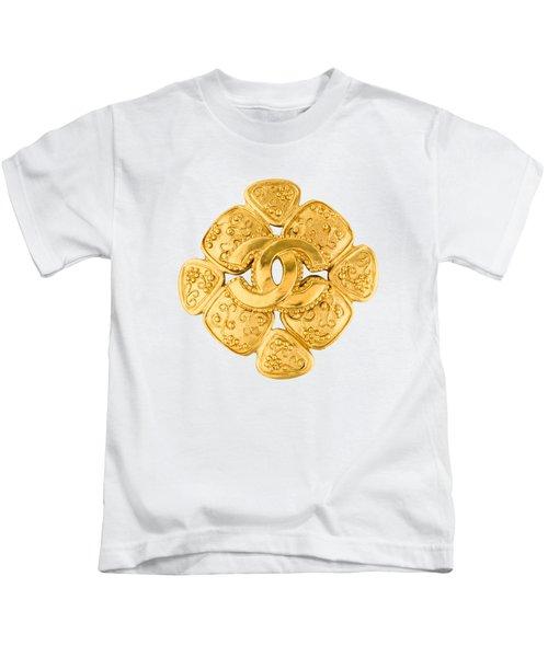 Chanel Jewelry-5 Kids T-Shirt