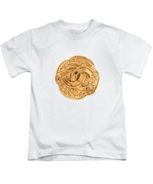 Chanel Jewelry-7 Kids T-Shirt