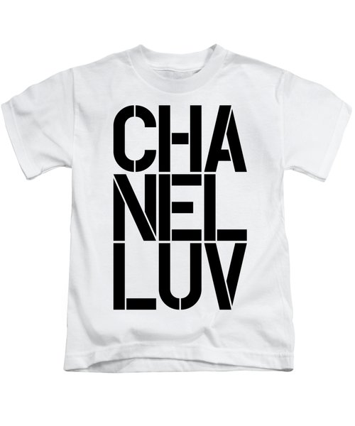 Chanel Luv-1 Kids T-Shirt