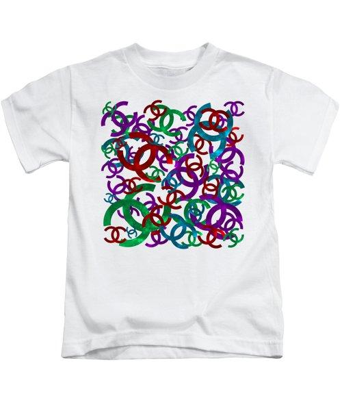 Chanel Sign-1 Kids T-Shirt