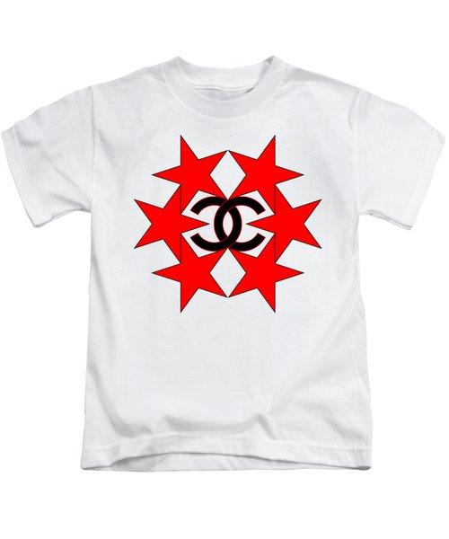 Chanel Stars-14 Kids T-Shirt