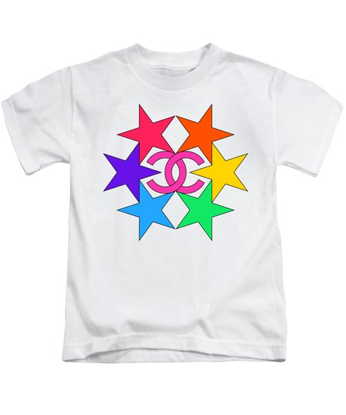 Chanel Stars-15 Kids T-Shirt