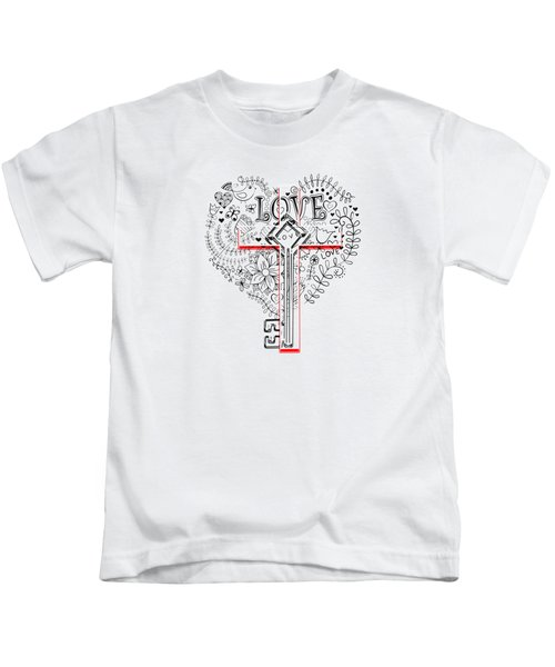 Change, My Heart Lord Kids T-Shirt