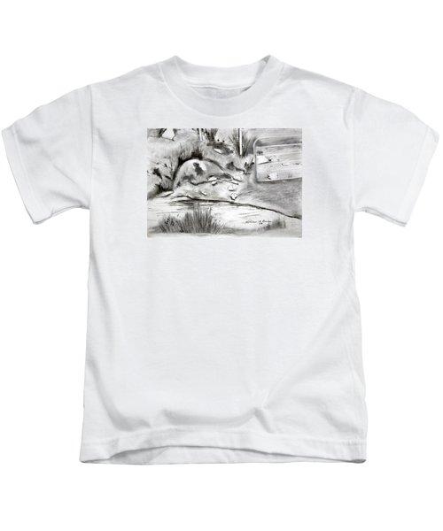 Pat's Field Kids T-Shirt