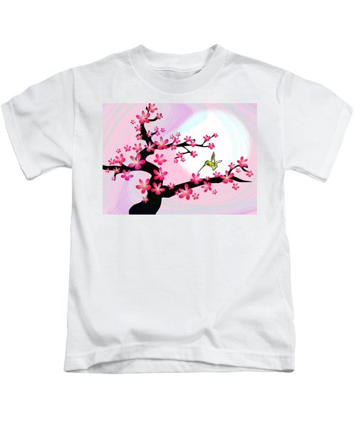 Cherry Tree Kids T-Shirt