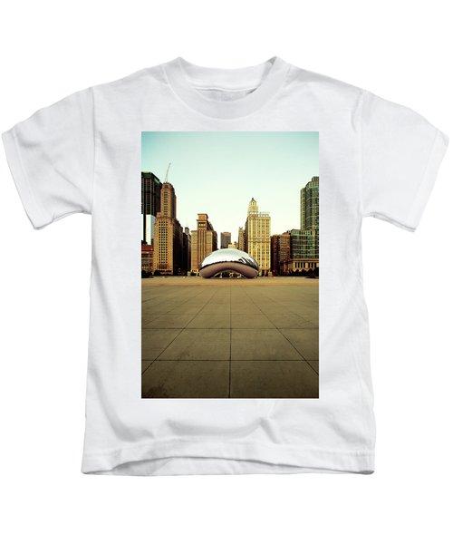 Chicago, Illinois Kids T-Shirt