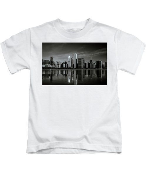 Chicago Lake Front Kids T-Shirt