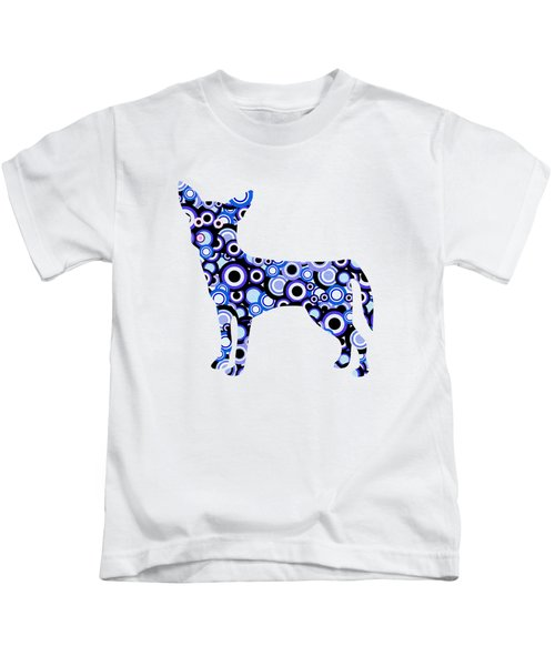 Chihuahua - Animal Art Kids T-Shirt