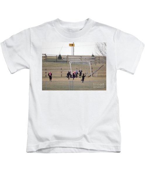 Childhood Joy Kids T-Shirt