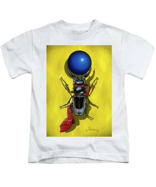 Childhood Pinch Kids T-Shirt