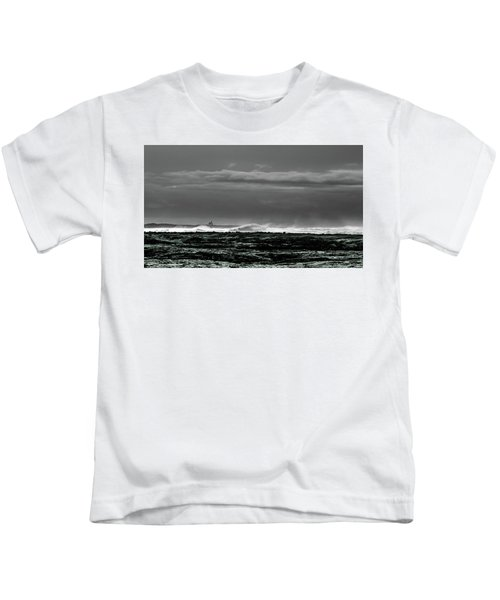 Church By The Sea Kids T-Shirt