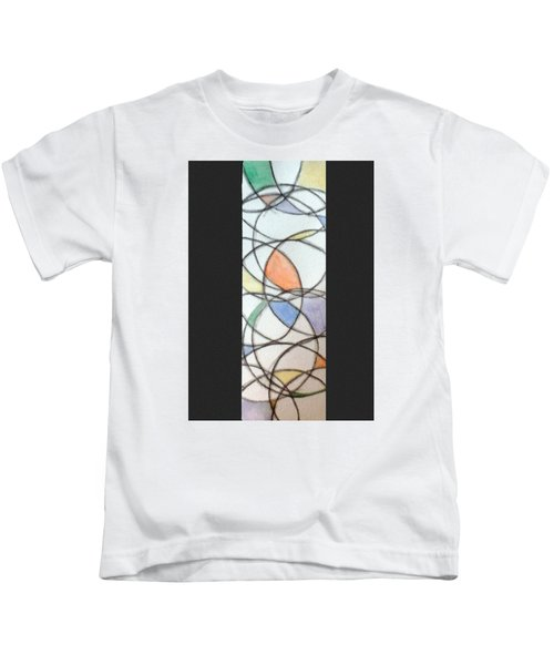 Church Glass Kids T-Shirt