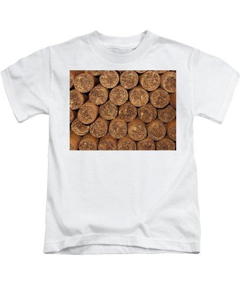 Cigars 262 Kids T-Shirt