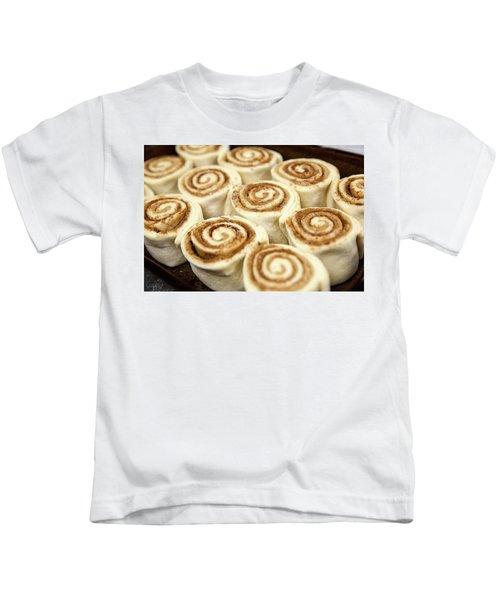 Cinnamon Rolls Kids T-Shirt