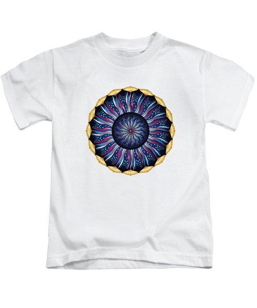 Circularium No 2633 Kids T-Shirt