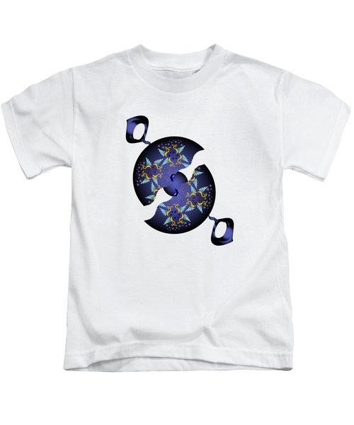 Circularium No 2634 Kids T-Shirt