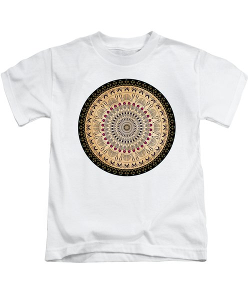 Circularium No 2637 Kids T-Shirt