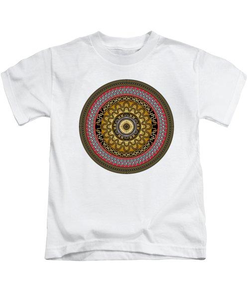 Circularium No. 2644 Kids T-Shirt