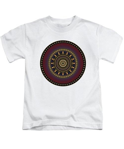 Circularium No 2650 Kids T-Shirt
