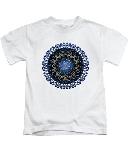 Circularium No 2657 Kids T-Shirt