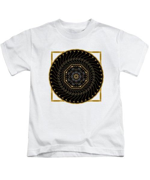 Circularium No 2712 Kids T-Shirt
