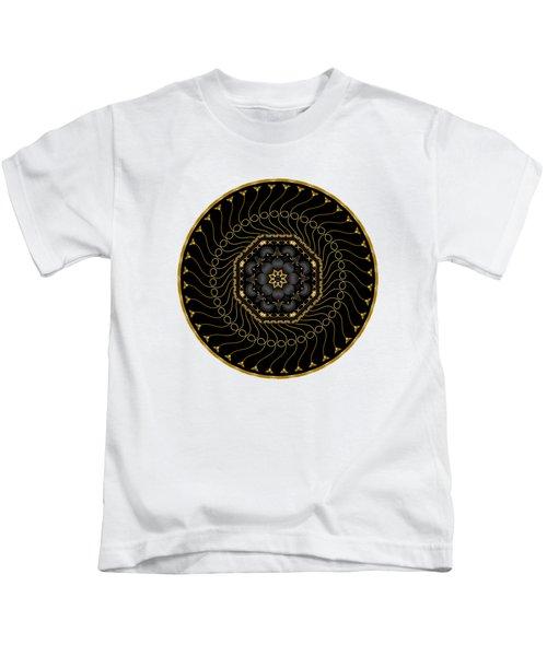 Circularium No 2713 Kids T-Shirt