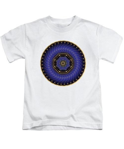 Circularium No 2714 Kids T-Shirt