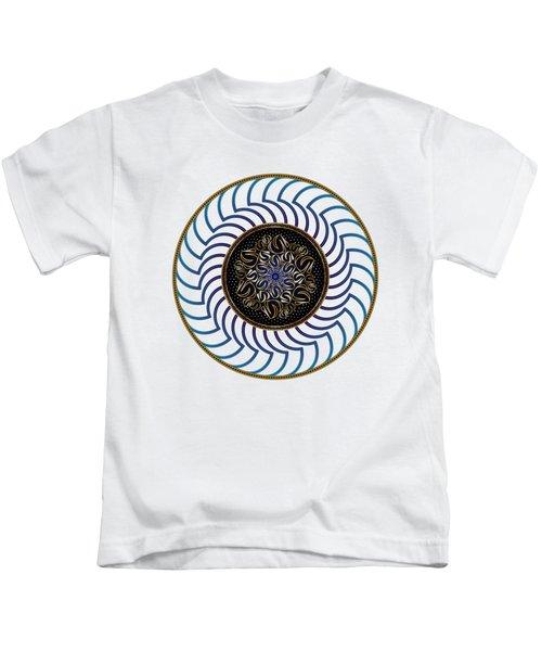 Circularium No. 2722 Kids T-Shirt
